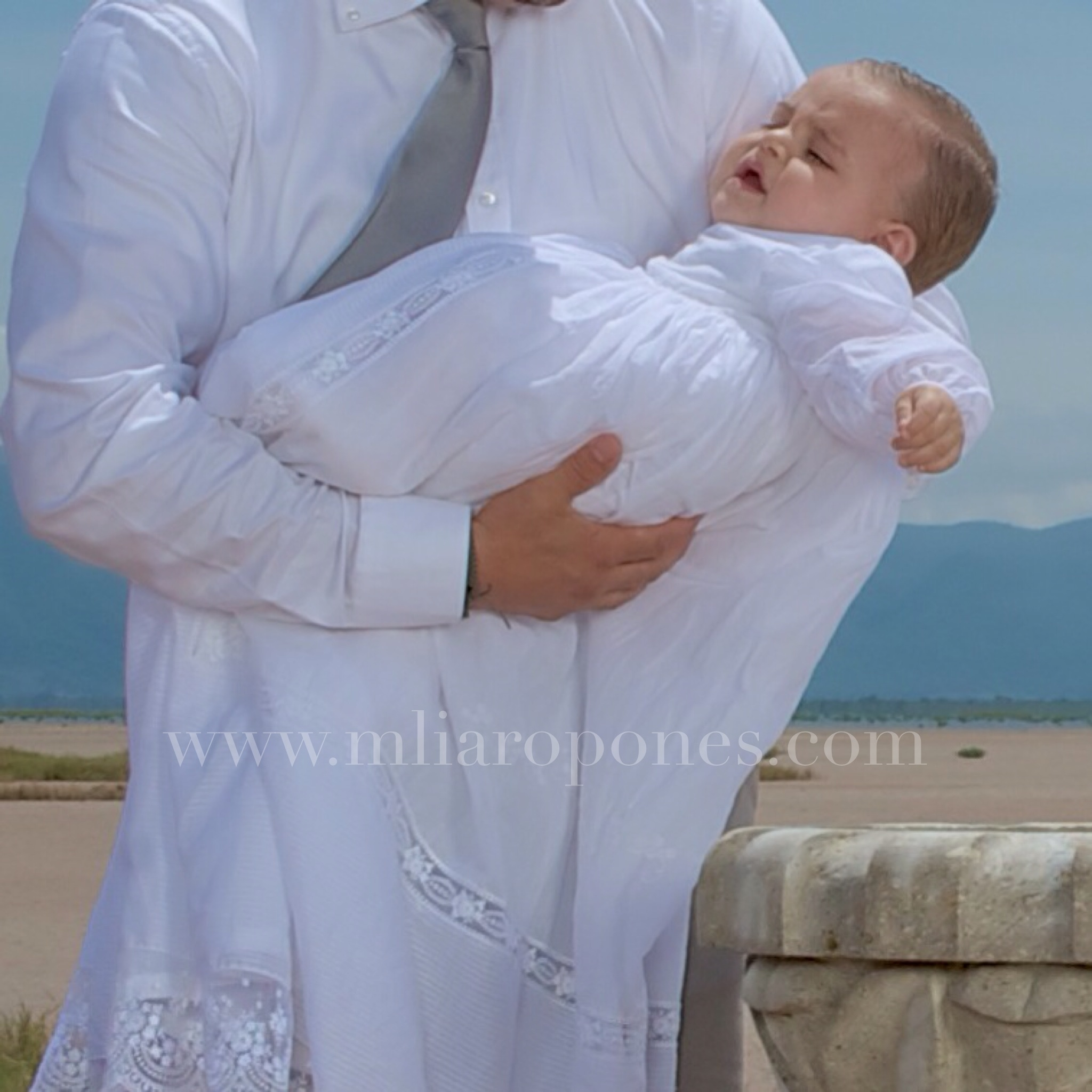 Ajuar para bautizo